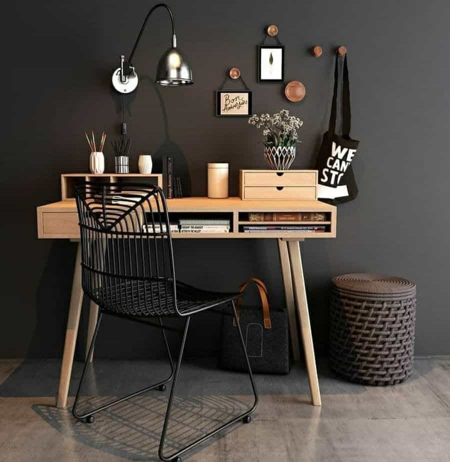 small home office desk ideas minihomeoffice