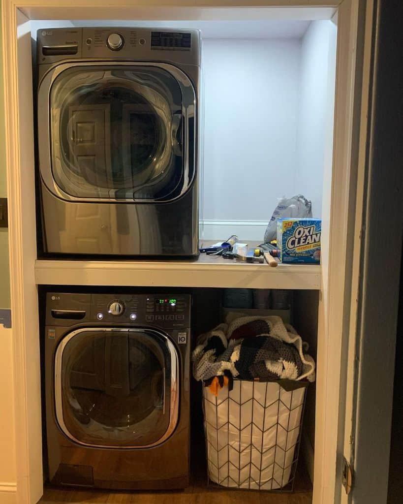 small laundry closet ideas maegs11