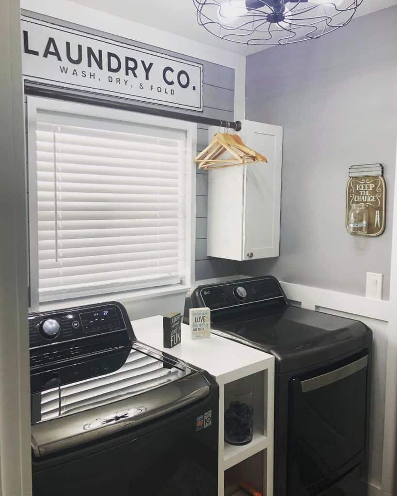 small laundry room cabinet ideas mylove4farmhouse