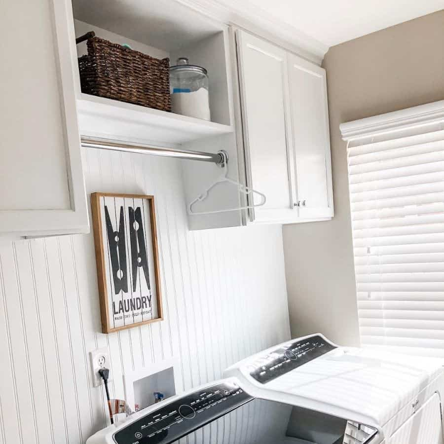 Small Laundry Room Cabinet Immeasurablymorehomes
