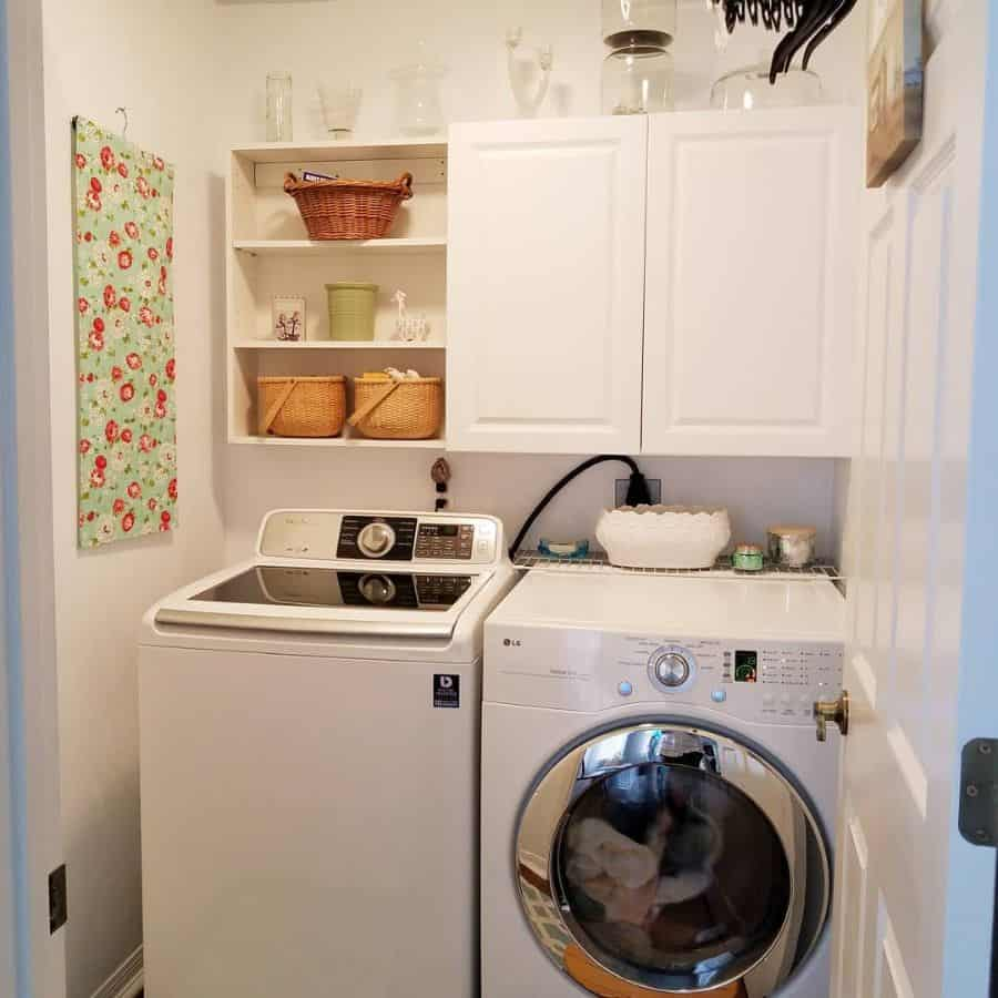 Small Laundry Room Cabinet Linda Marie B