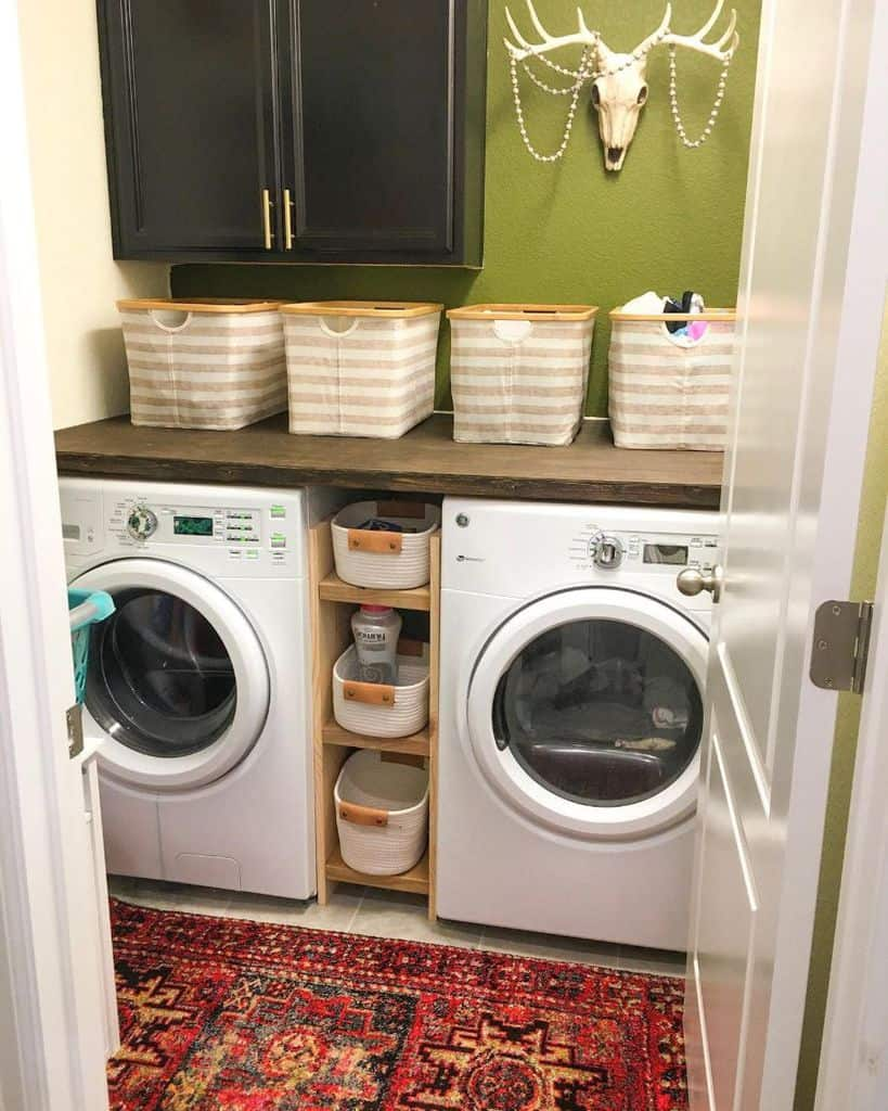 Small Laundry Room Organization Trish.poter