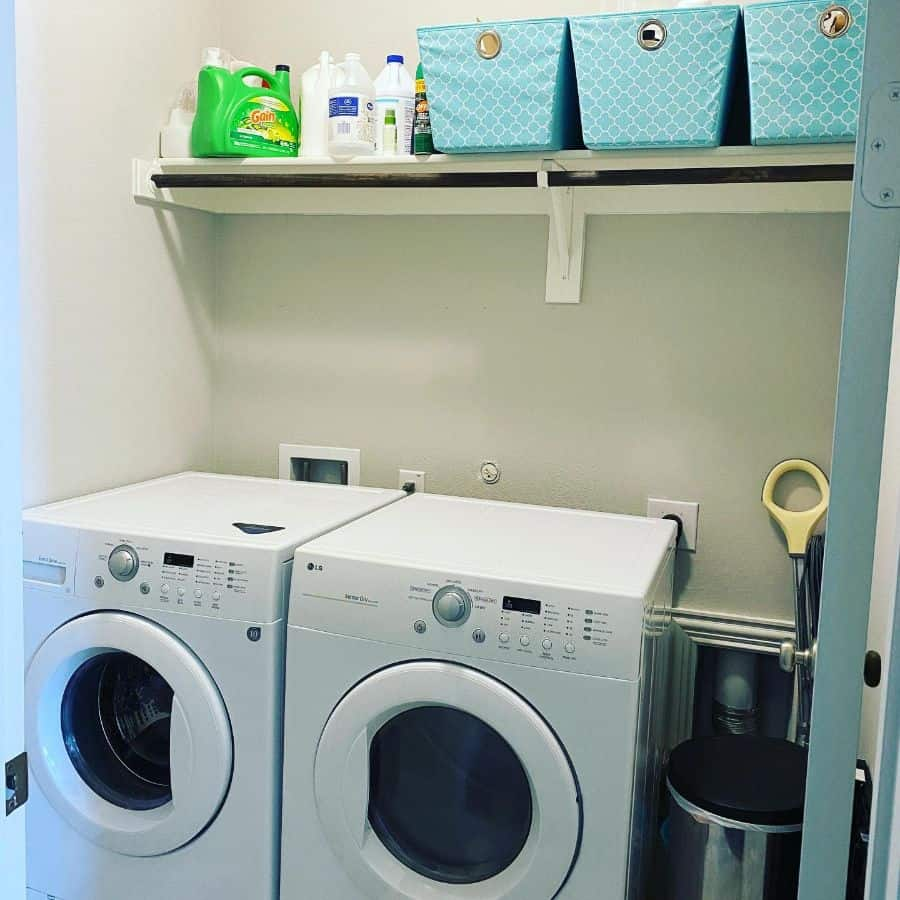 Small Laundry Room Storage Aznpookie