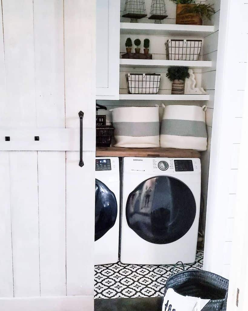 Small Laundry Room Storage Fairygodfarmer