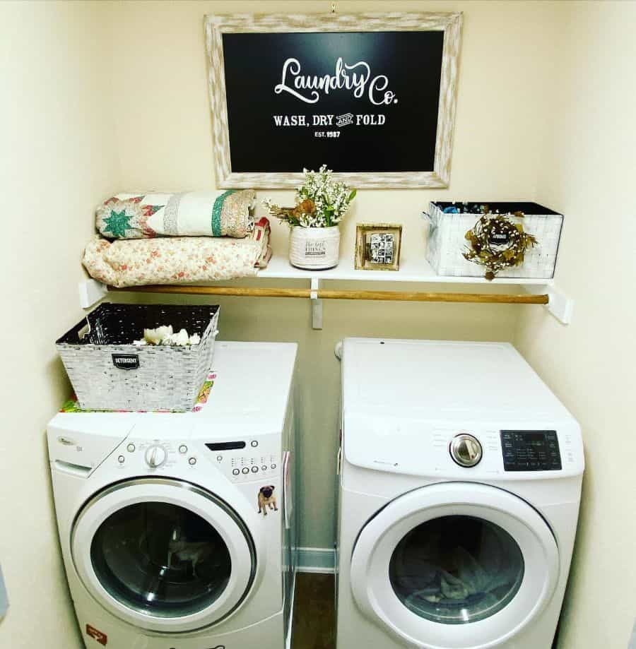 Small Laundry Room Washer Mendytexasartworks