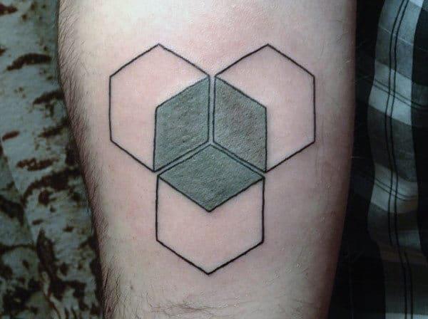 Small Men's Tattoo Ideas