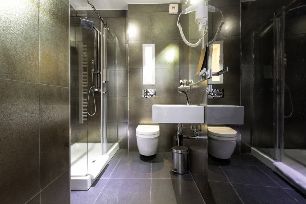Small Modern Bathroom 3