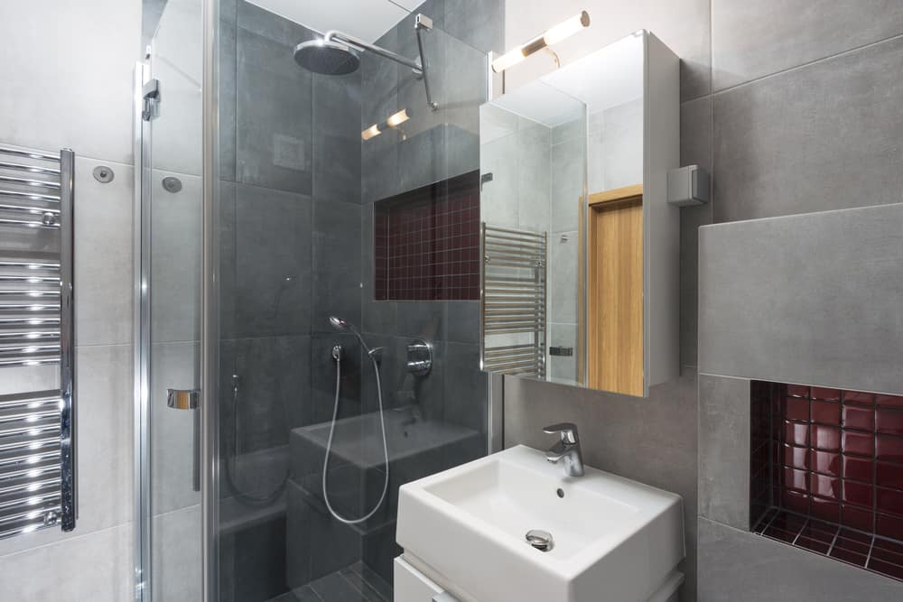 Small Modern Bathroom 4