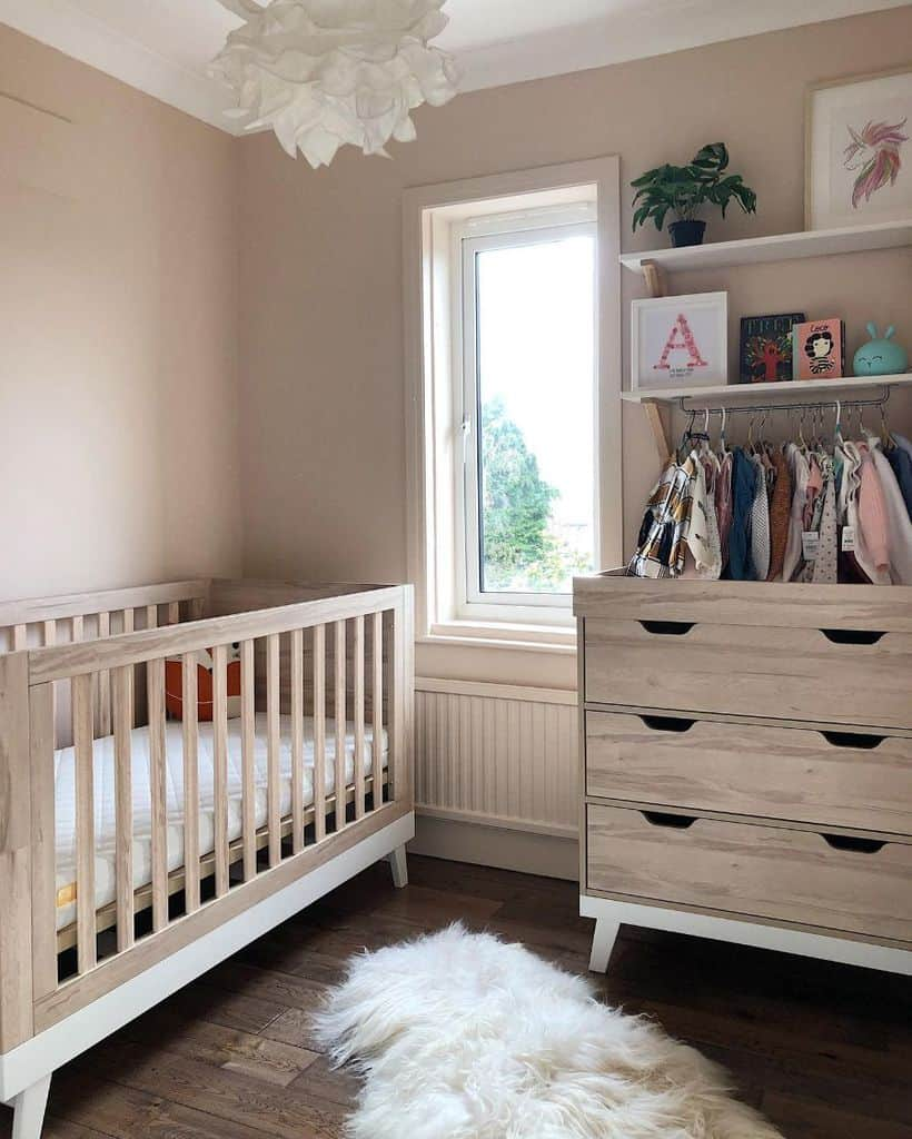 Small Nursery Ideas Charlotteasquith