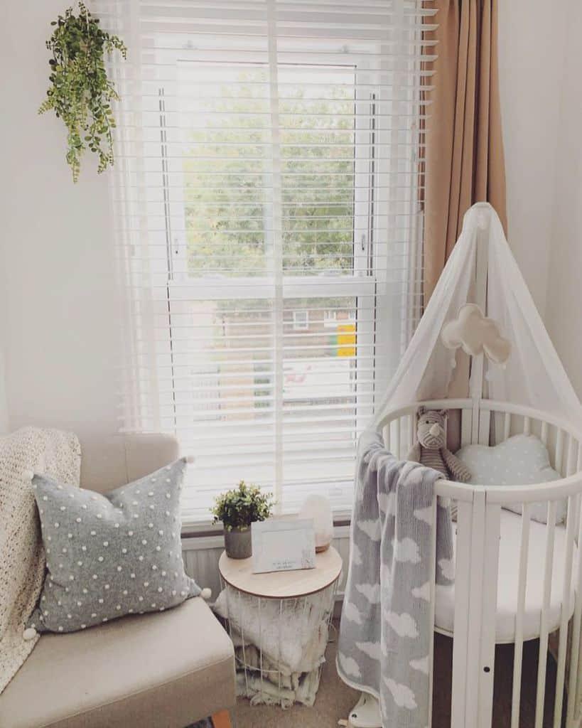 Small Nursery Ideas Hannahmarum