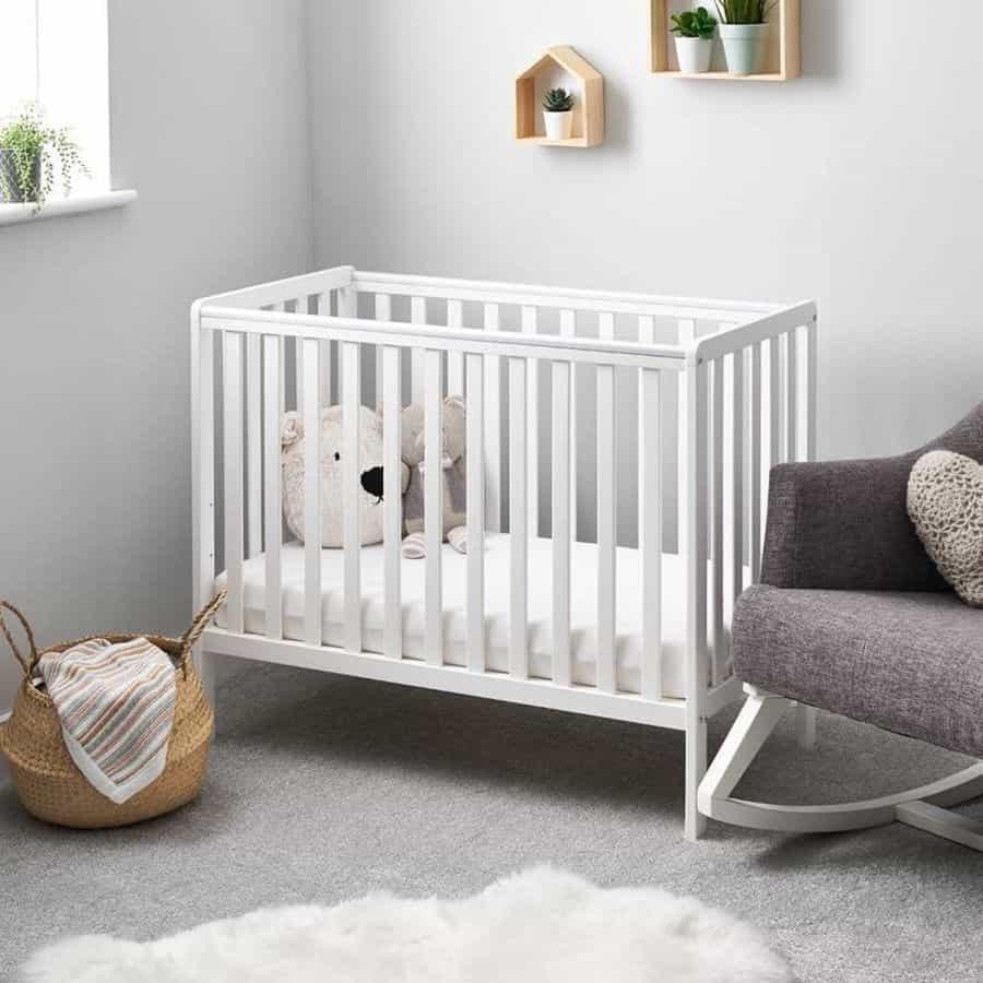 Small Nursery Ideas Obabyuk