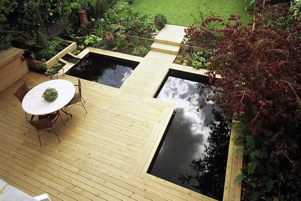 Small Outdoor Pond Ideas Backyard