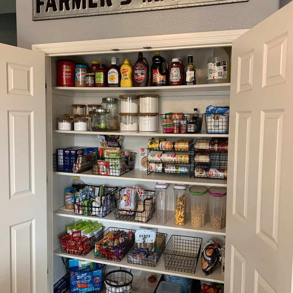 small pantry organization ideas kate_harrison_82