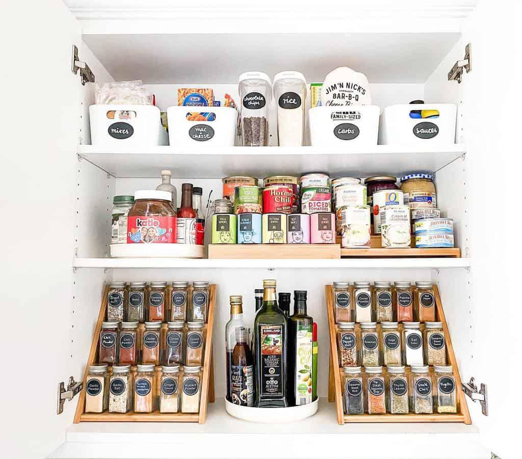 small pantry organization ideas uberorganized