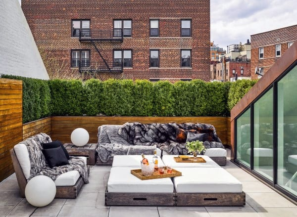 Block Paving Ideas For Gardens, Top 60 Best Outdoor Patio Ideas Backyard Lounge Designs