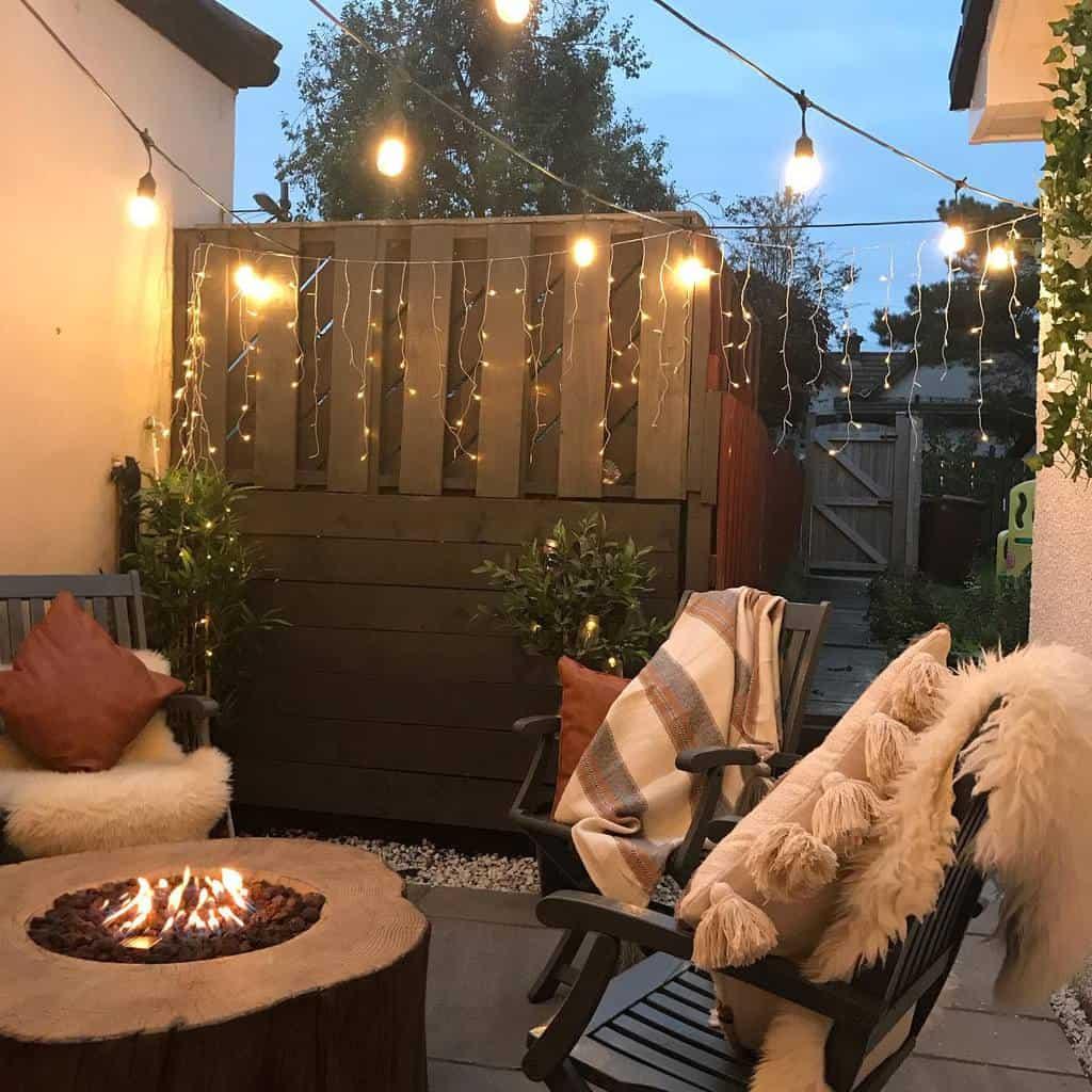 small patio lighting ideas lady_muckmack