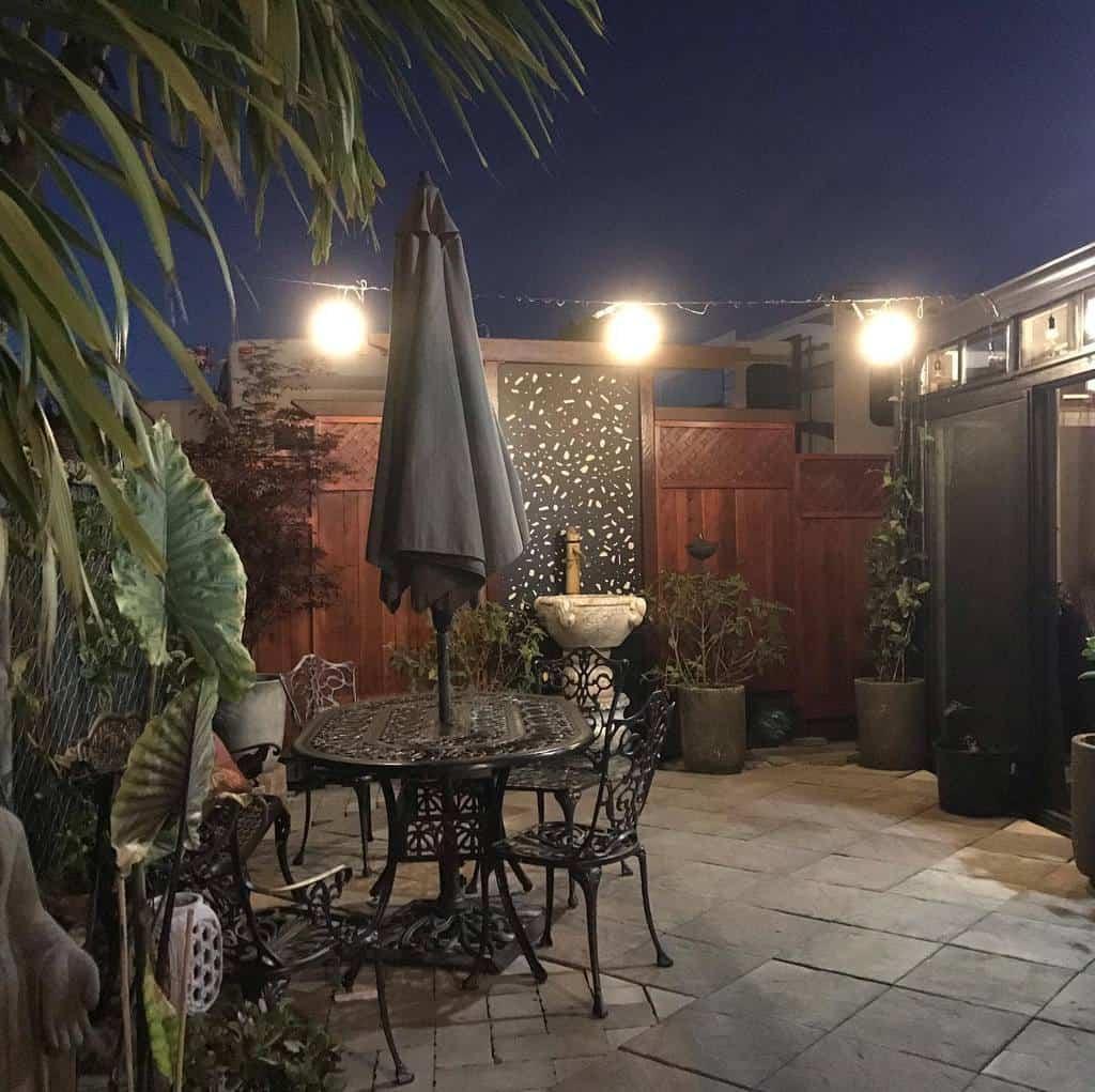 small patio lighting ideas tinnisk8ter