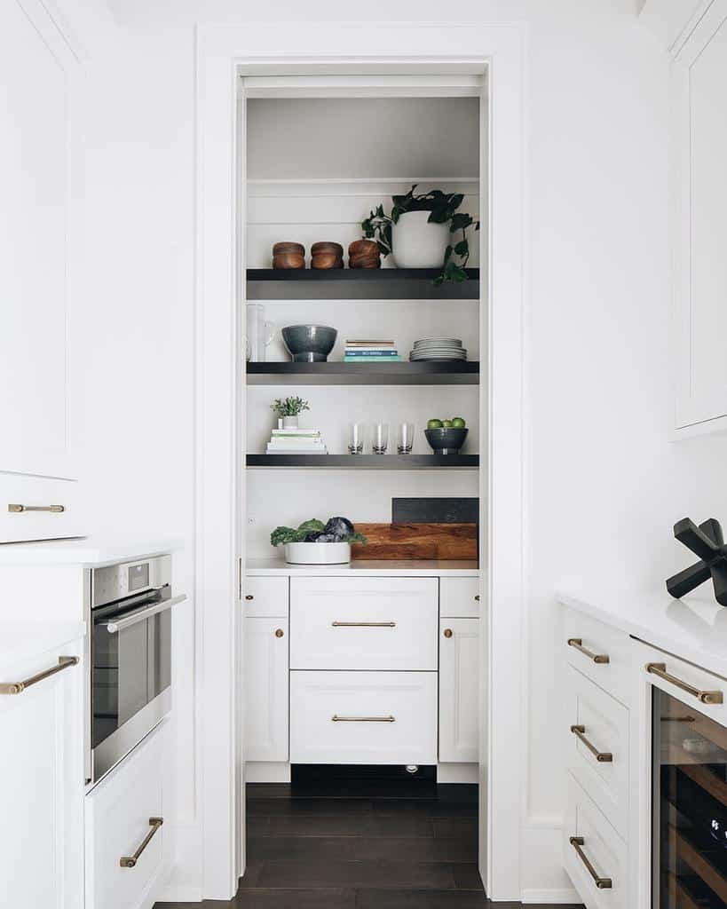 small space butler pantry ideas amystormandco