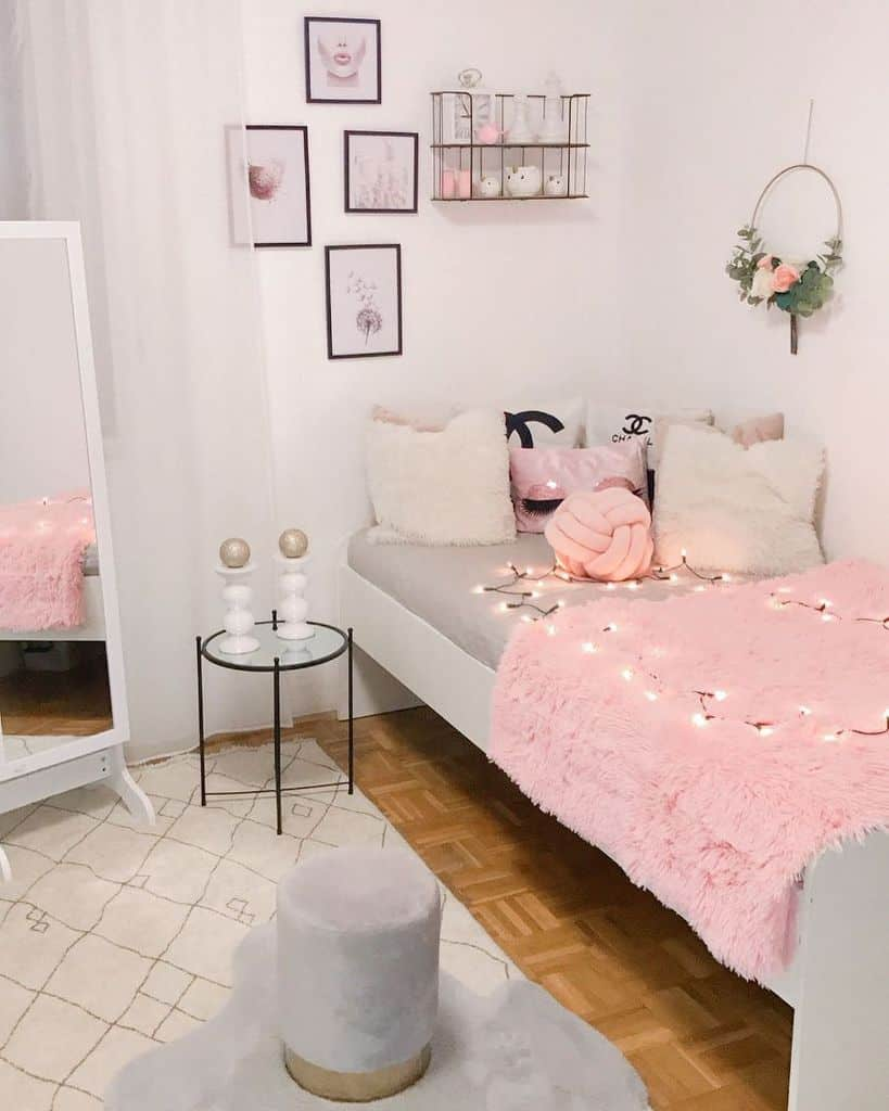 small teen girl bedroom ideas interior_soz