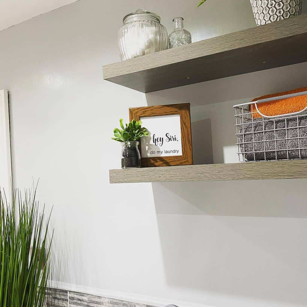 small wall shelf ideas forever_home_at_27