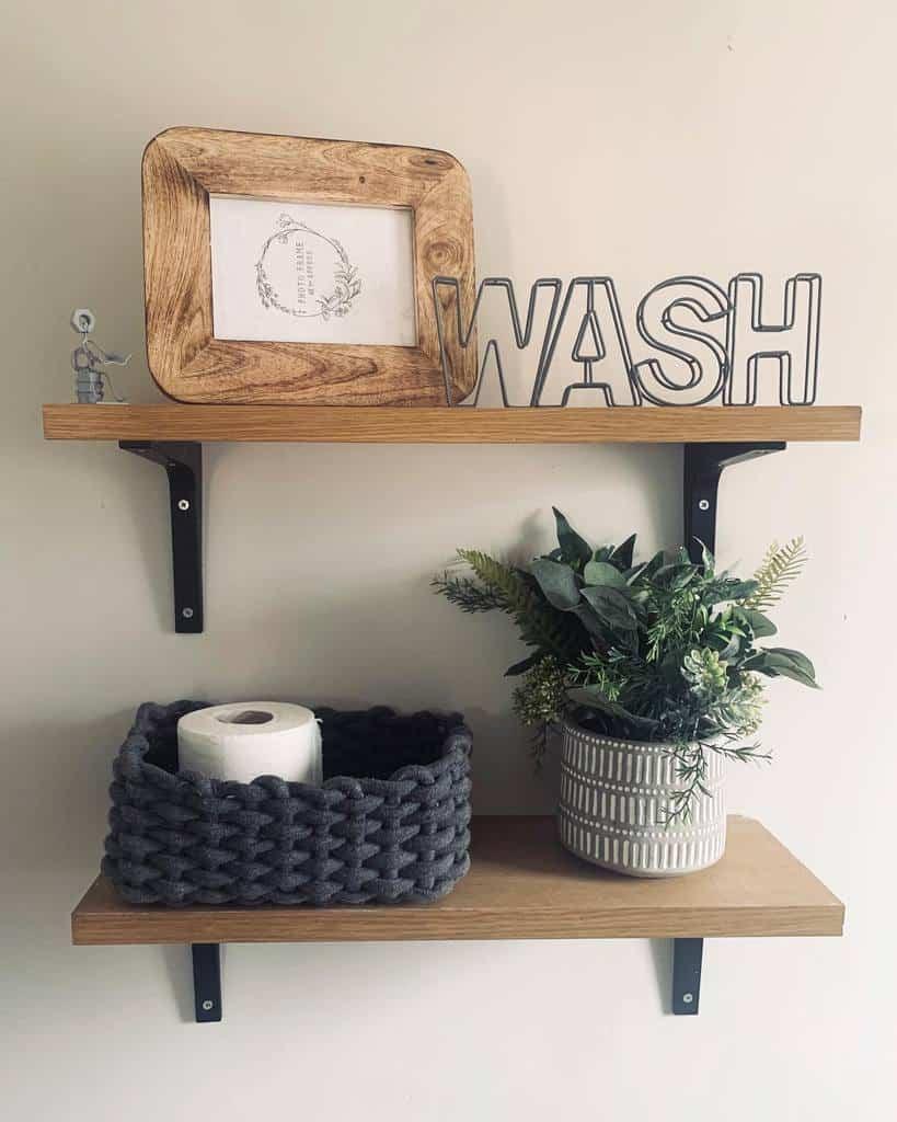 small wall shelf ideas theplacewherewecallhome