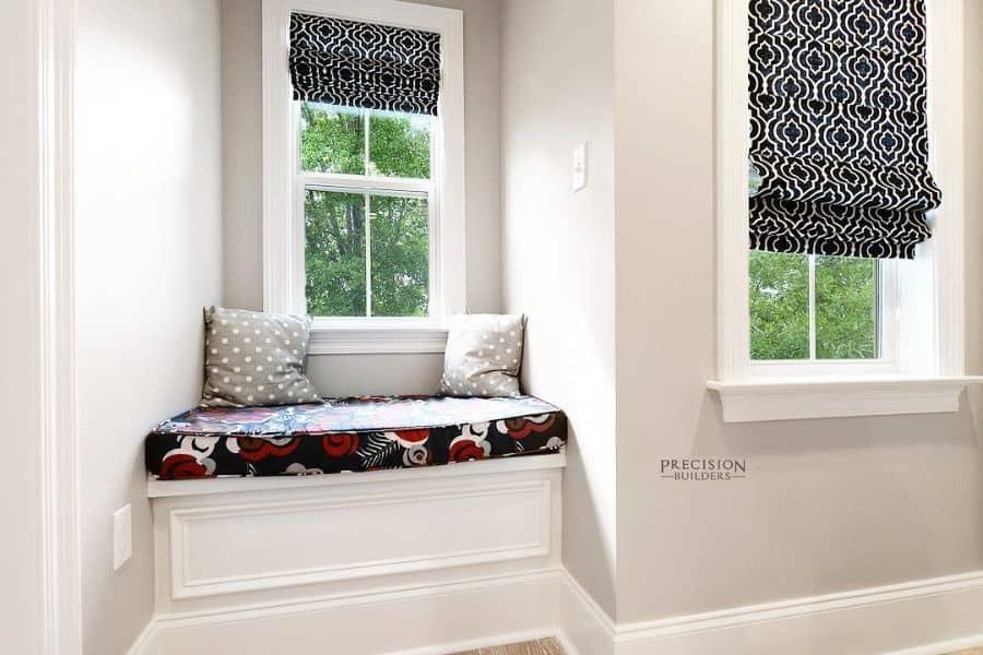 Small Window Seat Precisionbuilders