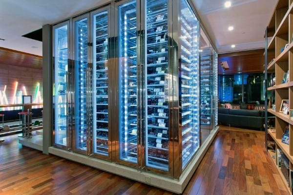 Small Wine Cellar Design