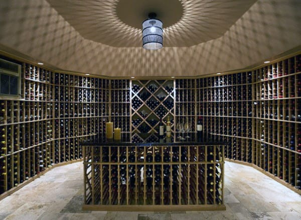 Small Wine Cellar Ideas & Top 80 Best Wine Cellar Ideas - Vino Room Designs