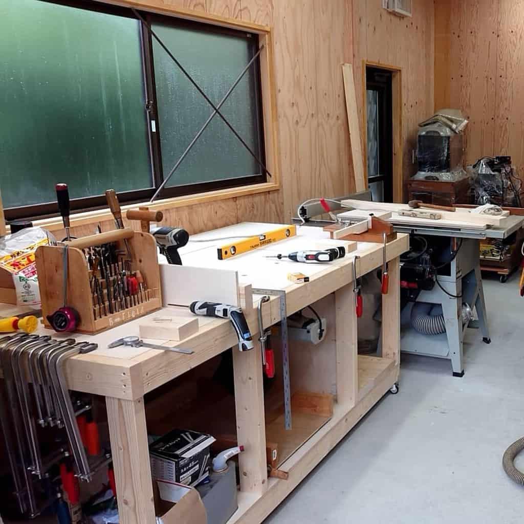 small work bench ideas kyosuke.tbf2020