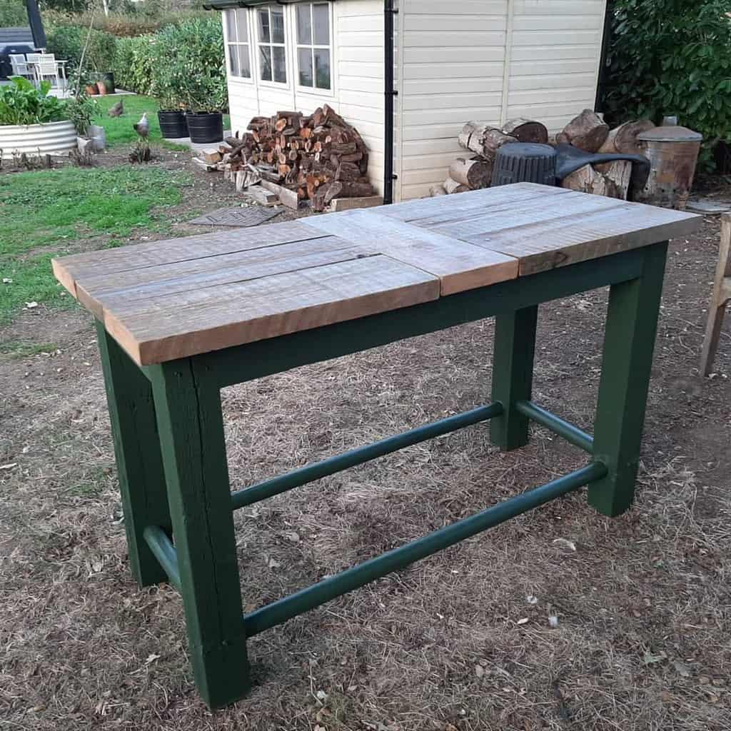 small work bench ideas thesquirrelsgarden