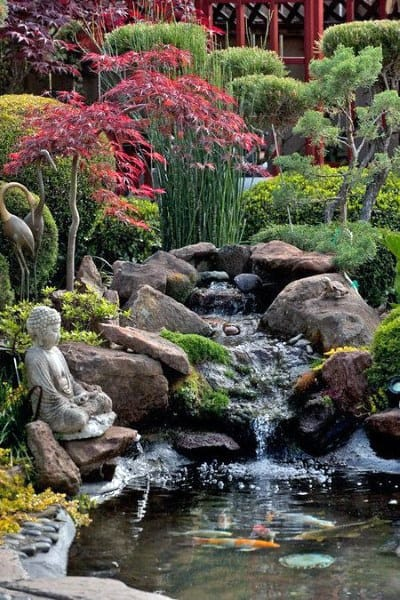 Top 50 Best Backyard Pond Ideas Outdoor Water Feature