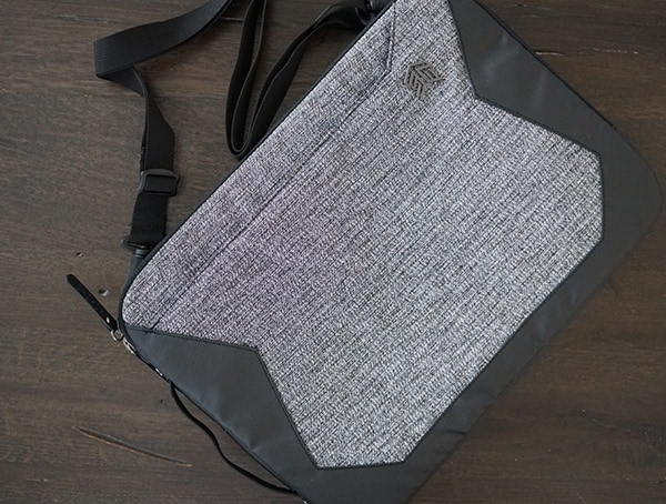 Smarter Than Most Myth Laptop Sleeve With Removeable Shoulder Sling