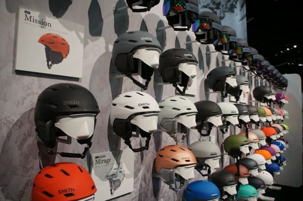 Smith Snowboarding And Skiing Helmets