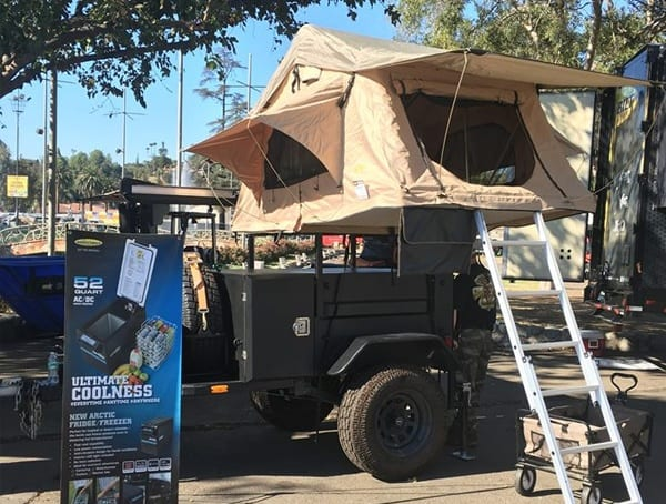 Smittybilt Scout Off Road Camper