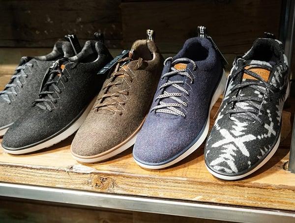 Sneaker Mens Pendelton Footwear Winter Market Collection