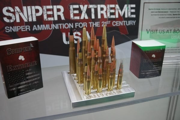 Sniper Extreme Ammo