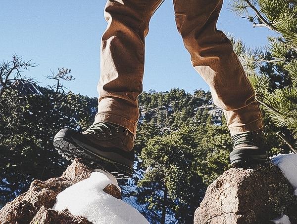 Snow And Rock Terrain Field Test Danner Crag Rat Mens Boots