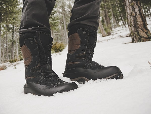 Snow Outdoor Review Mens Baffin Summit Boots