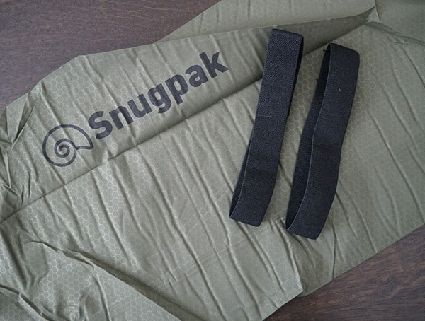Snugpak Basecamp Ops Mat Compression For Storage