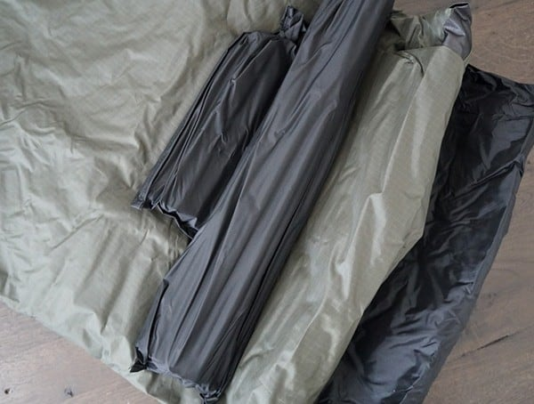 Snugpak Scorpion 3 Tent Complete Kit