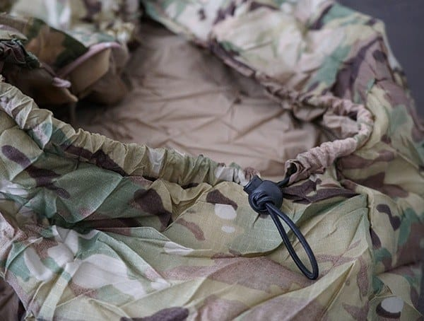 Snugpak Special Forces 1 Multicam Sleeping Bag Pull Cord
