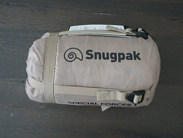 Snugpak Special Forces 1 Sleeping Bag Compression Sack