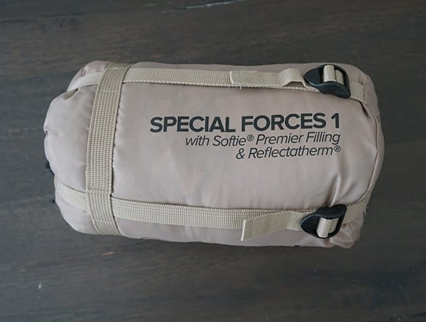 Snugpak Special Forces 1 Sleeping Bag Compression Straps