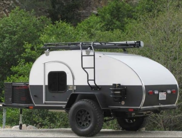 Top 30 Best Off Road Camper Trailers - Rugged Rolling Camping Storage