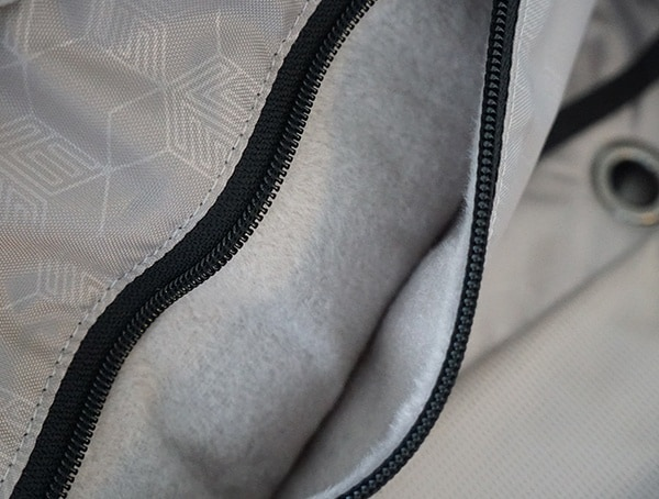Soft Lined Interior Storage Compartment Smarter Than Most Myth Backpack