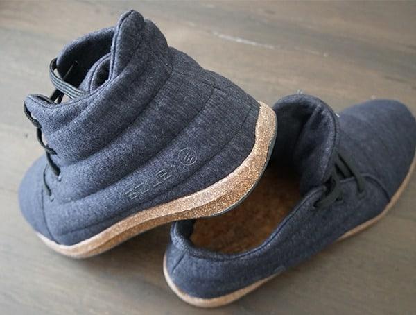 Sole X United By Blue Jasper Wool Eco Chukka Shoe