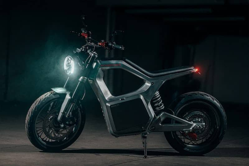 Sondors Unveils its Futuristic Metacycle Electric Motorcycle