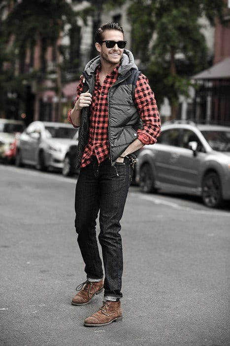 Sophisticated Male Boots How To Wear Outfits Style Ideas