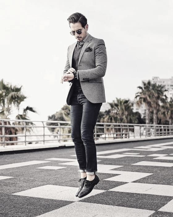 Sophisticated Male Business Casual Outfits Style Ideas