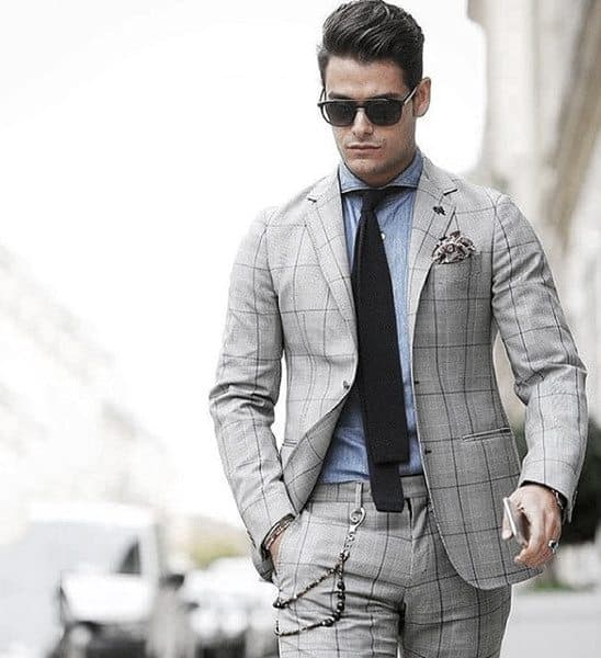 Sophisticated Male Trendy Outfits Style Ideas